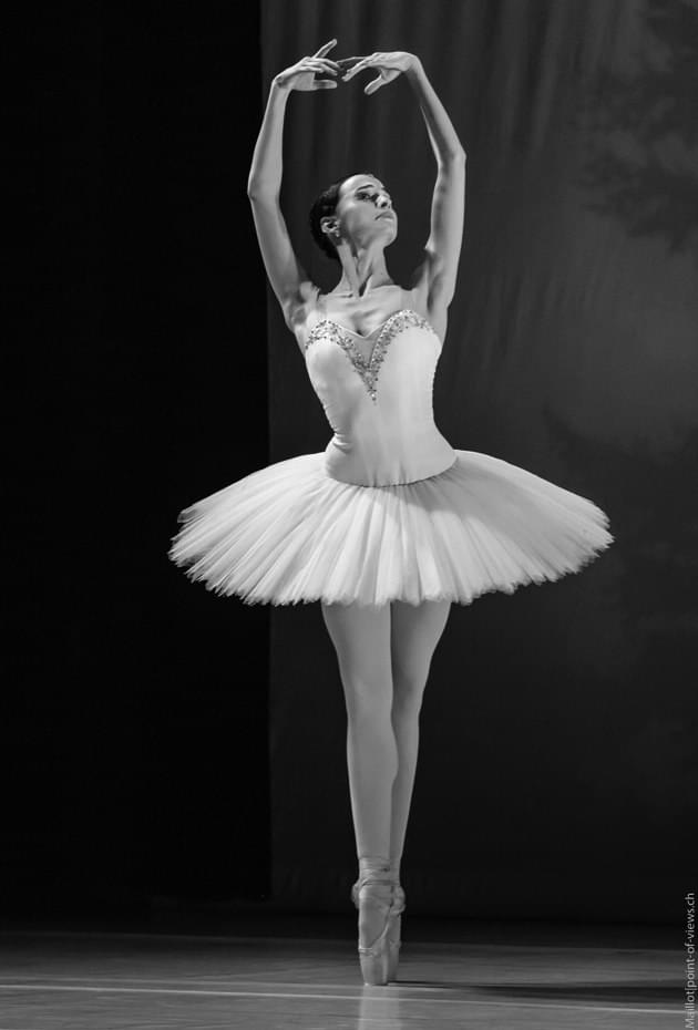 Anna Nikulina — Prima Ballerina of the Bolshoi Theatre